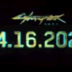 サイバーパンク2077の発売日が決定!いつ?